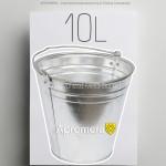 Galvanized buckets – 10 Liters