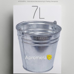 Galvanized buckets - 7 Liters