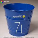 Flower and Herb Pot - 7L (Blue color)