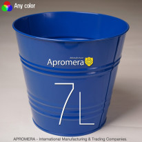 Flower and Herb Pot – 7L (Blue color)